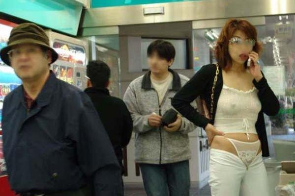 Новая японская мода! (5 фото)