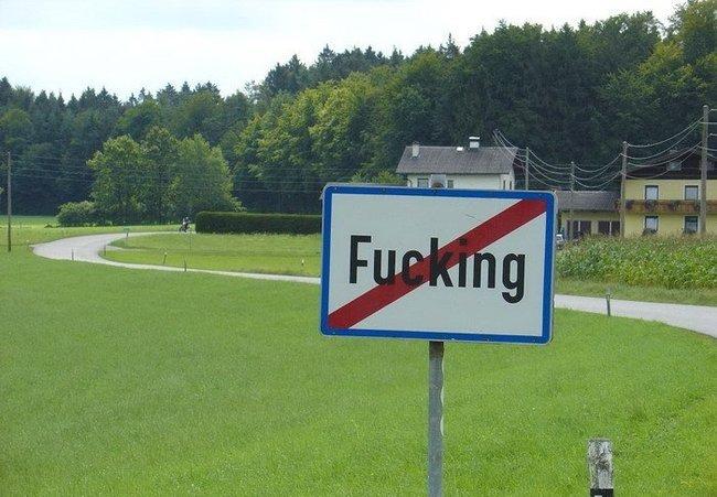 Необычное название деревни (4 фото)