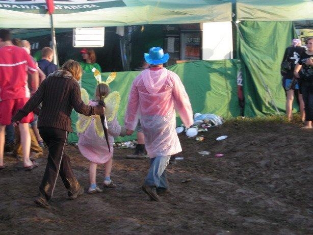 Фотоотчет с рок-фестиваля Нашествие (71 фото)
