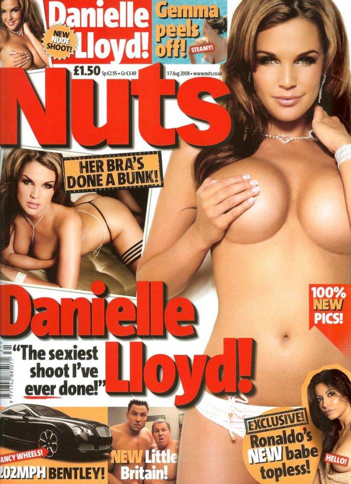 Danielle Lloyd (8 фото + 12 бонусов)