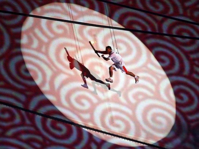 Церемония открытия Олимпийских игр! (74 фото)