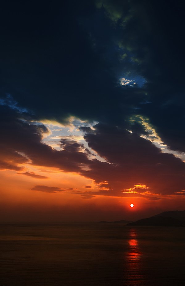 Фотографии закатов! (14 фото)