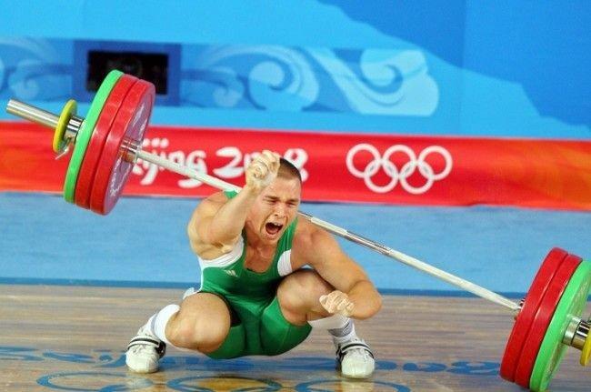 Жесть на Олимпиаде (6 фото)