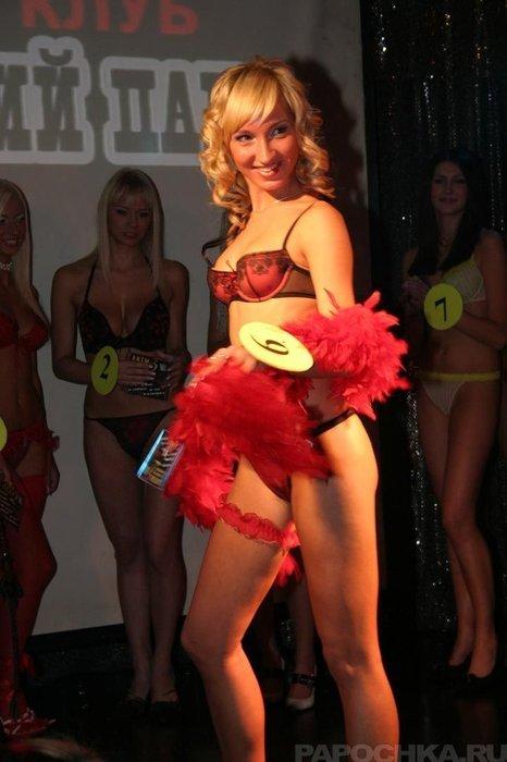 Конкурс бикини в одном из клубов Красноярска (37 фото)