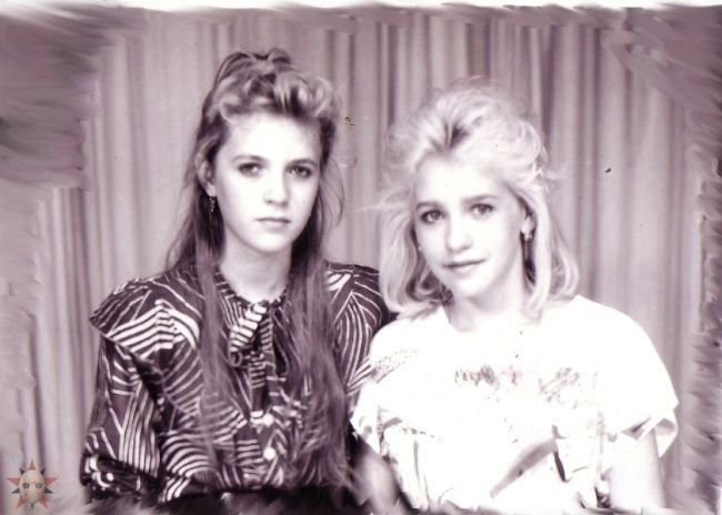 Мода 20 лет назад (16 фото)
