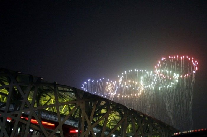 Церемония закрытия Олимпиады 2008 (29 фото)