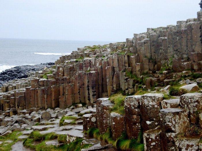 Необычные камни в Ирландии