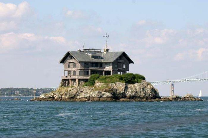 Островные дома (16 фото)