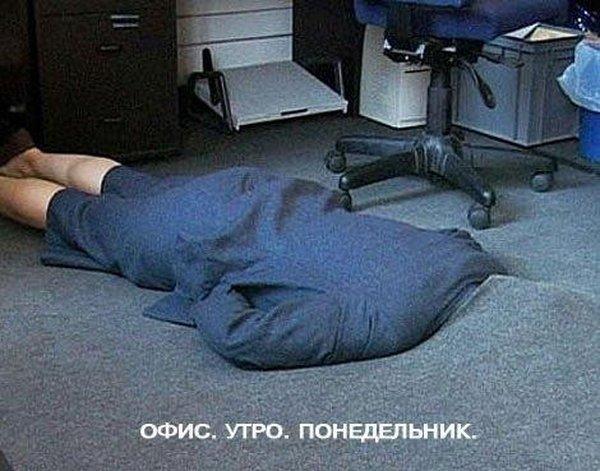 Понедельник день тяжелый (16 фото)