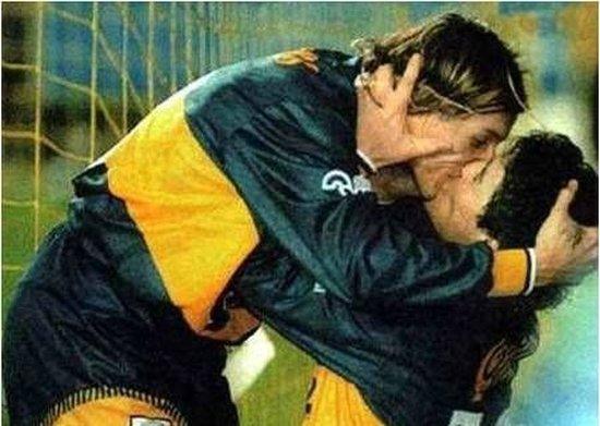 Эмоции футболистов (20 фото)