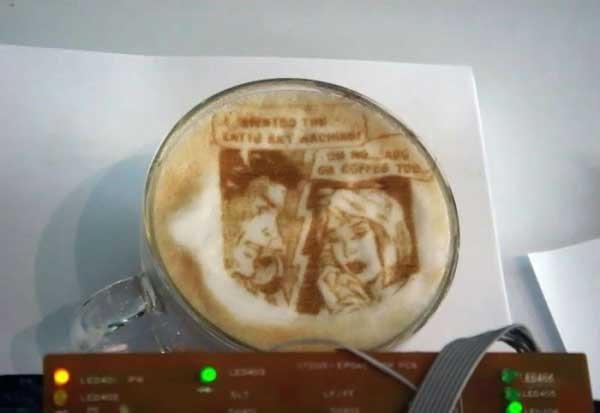 Печать на сливках (15 фото)