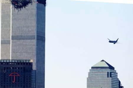 Атака террористов на США (19 фото)