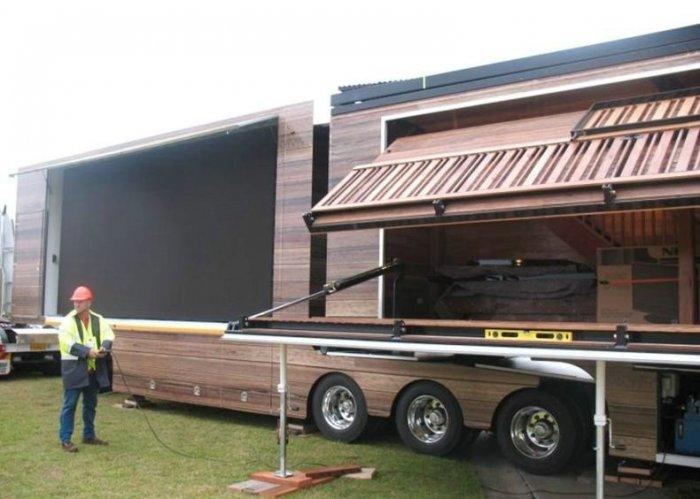 Необычный грузовичек (17 фото)