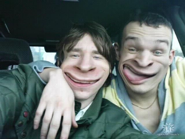 Необычные одноклассники (56 фото)