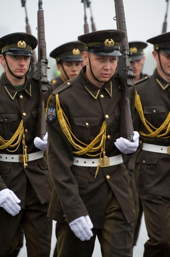 Эстонская армия всех сильней (8 фото)