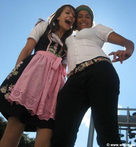 Девушки Октоберфеста 2008 (79 фото)