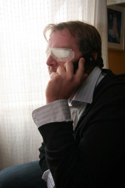 Необычный экспетемент. Почувствуй себя слепым (12 фото + текст)