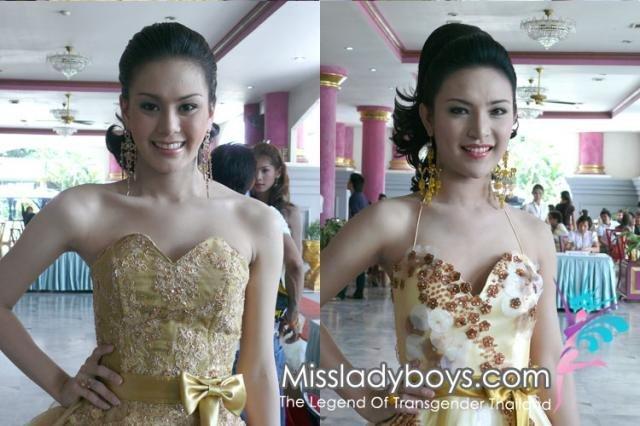 Конкурс красоты в Тайланде (13 фото)