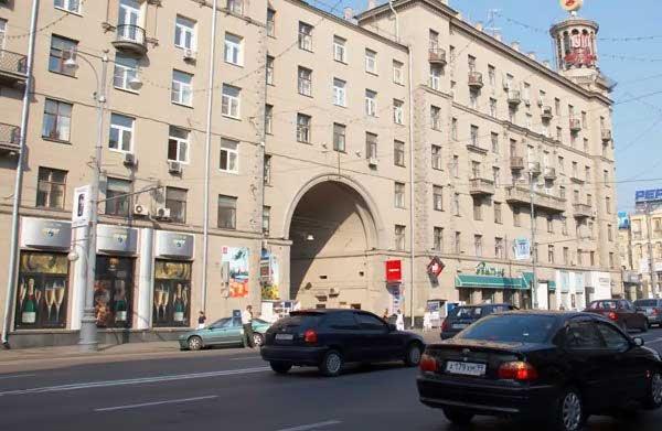 Москва раньше и сейчас (12 фото)