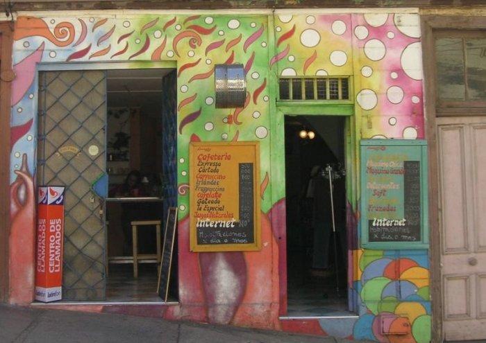 Интернет кафе в разных уголках мира (44 фото)
