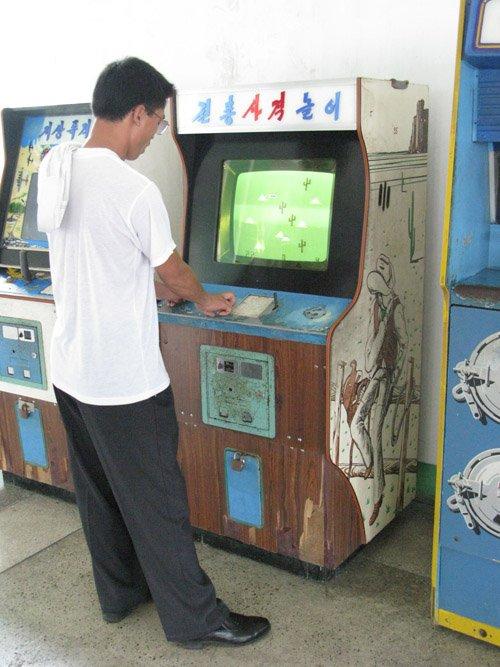 Самые крутые развлечения в Северной Корее! (9 фото)