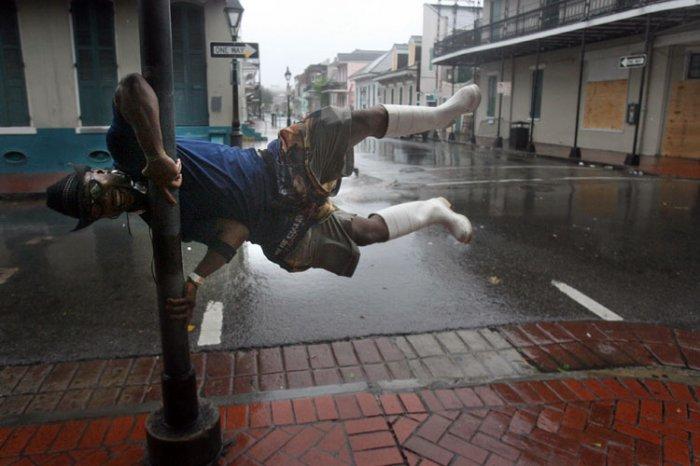 Ураган Густав (21 фото)