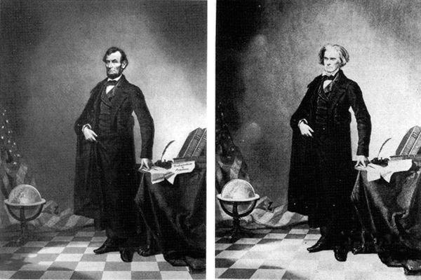 Самые известные манипуляции со снимками (30 фото)