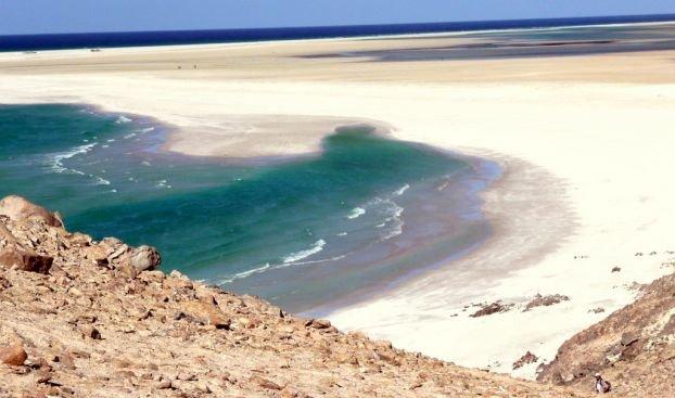Самый необычный остров (24 фото)