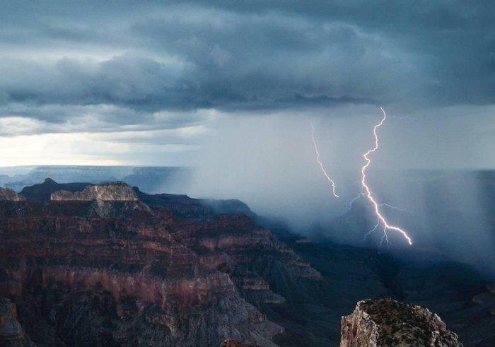 Красивейшие фотографии природы от National Georgaphic (11 фото)