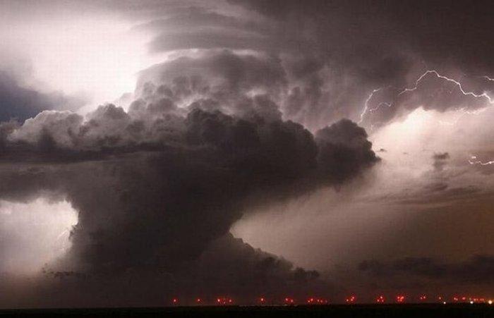 Лучшие погодные фотографии 2008 (18 фото)