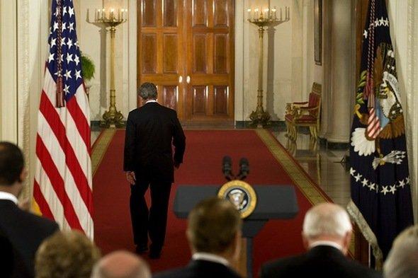 Прощай, Буш! (58 фото)