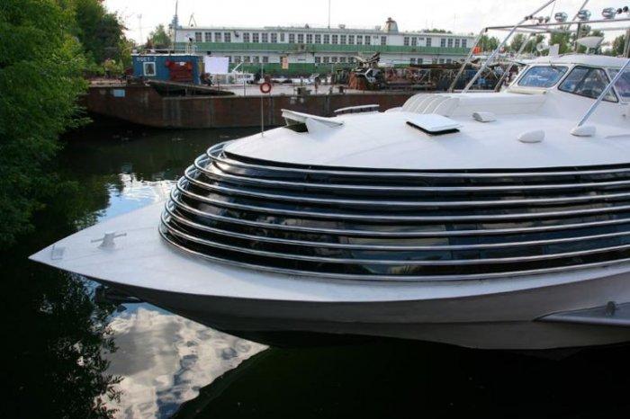 Корабль на прокачку (16 фото)