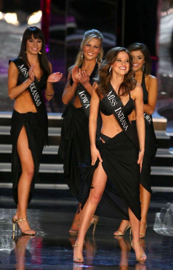 Новая Мисс США (16 фото)