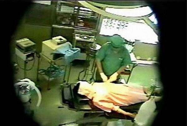 Жесть в больнице (7 фото)