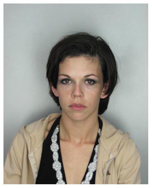 Арестованные проститутки в Тампе, США (19 фото)