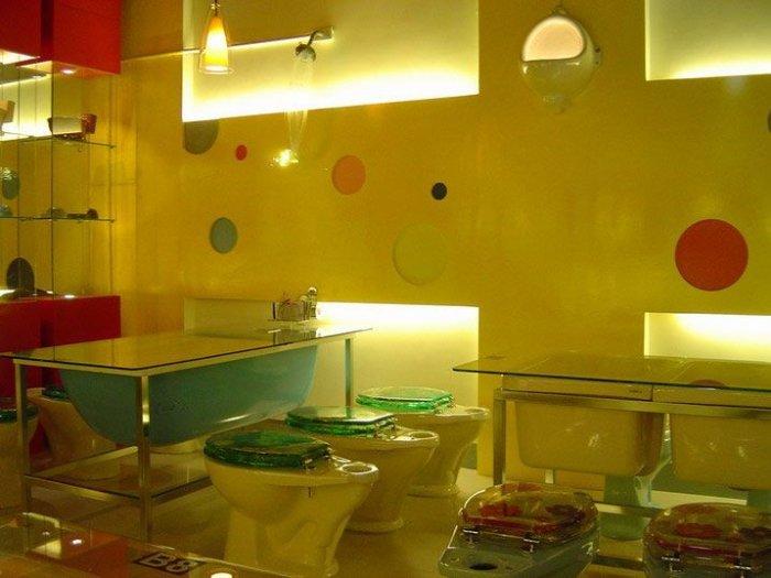 Самые необычные рестораны в мире (18 фото + текст)