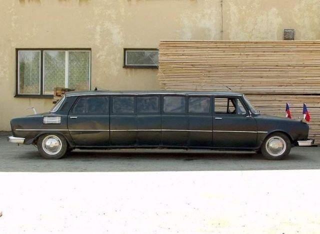 Лимузин своими руками (12 фото)