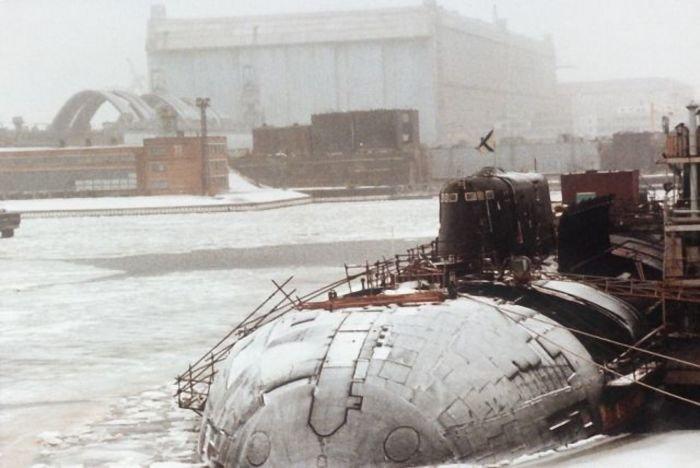 Подводные лодки (20 фото)