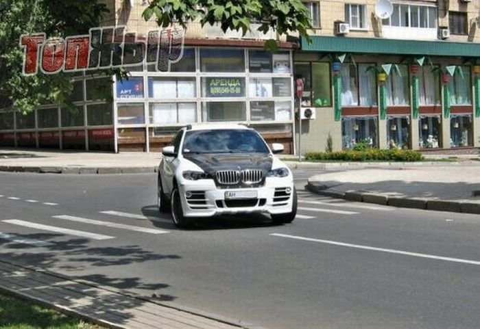 Украинские суперкары (100 фото)