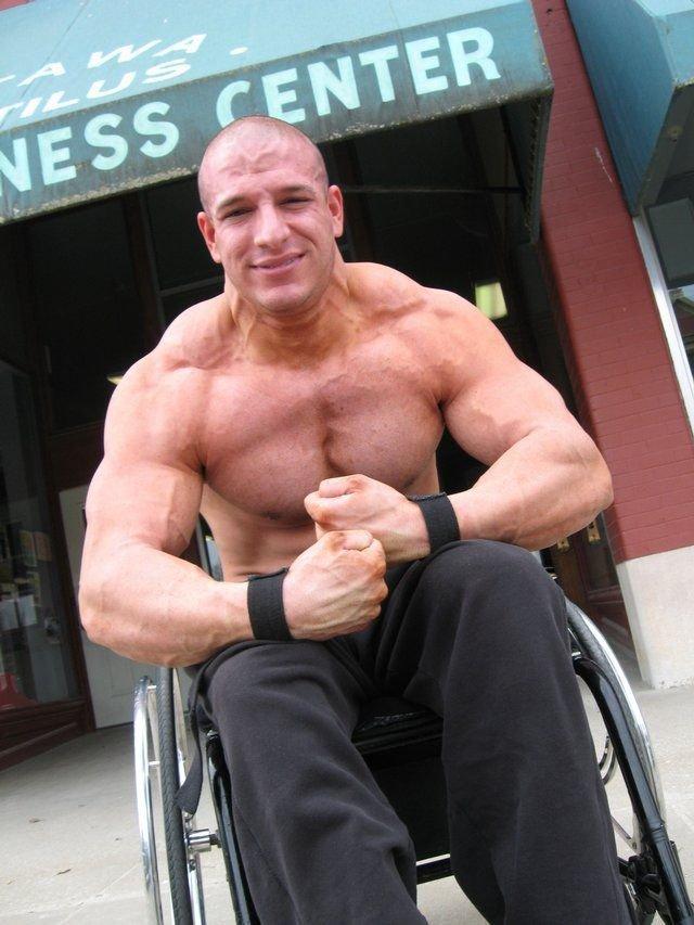 Ник Скотт - парень, который не сдался (39 фото + видео)