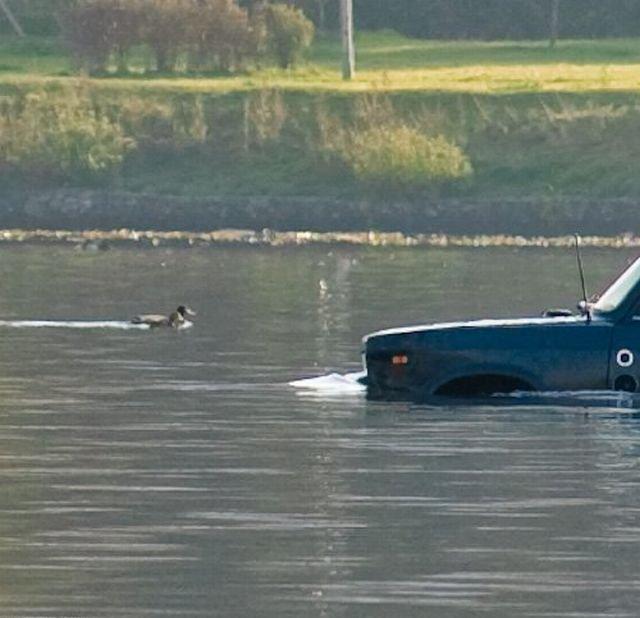 Необычная лодка (11 фото)