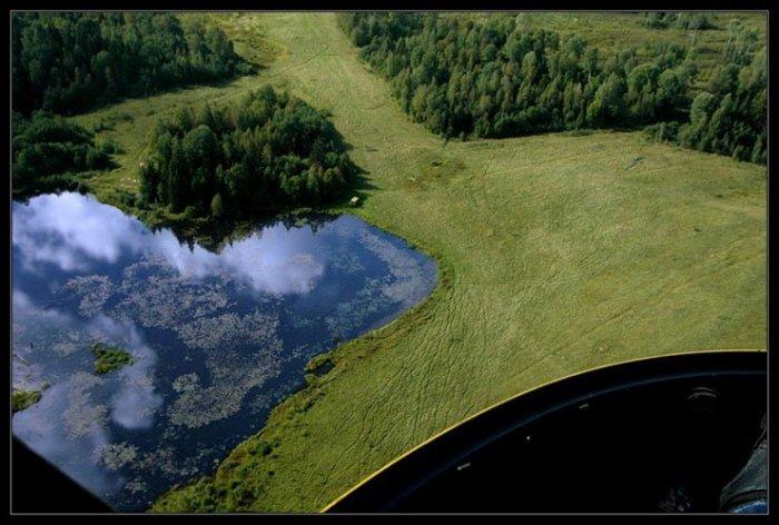 Россия с высоты птичьего полета (53 фото)