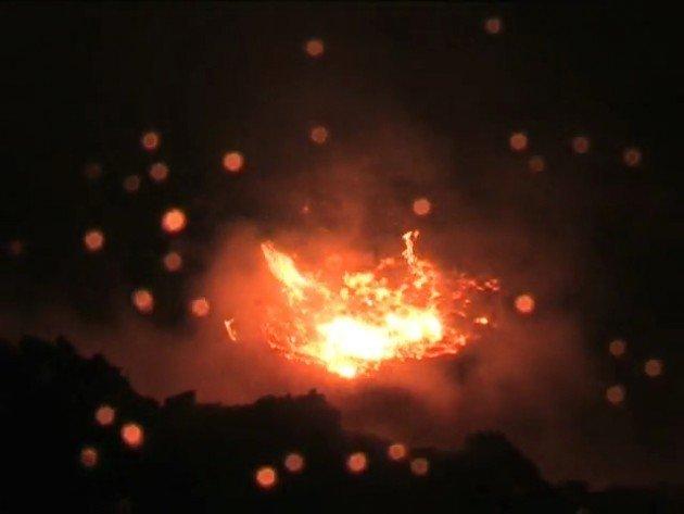 Метеорита не было (16 фото)