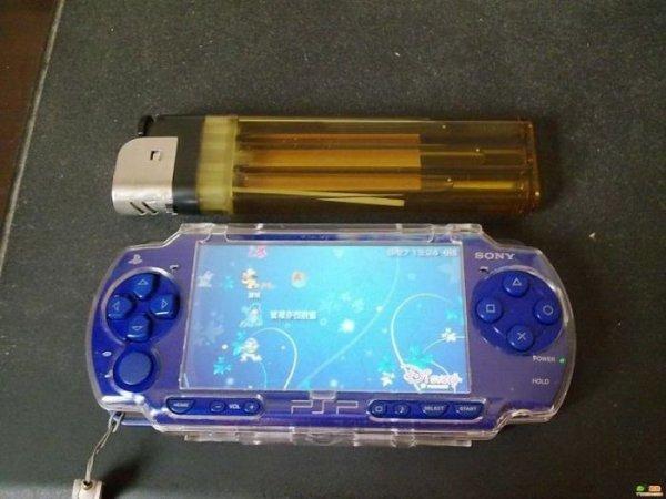 Мини PSP (4 фото)