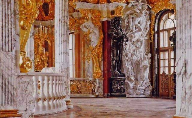 Золотой дворец (20 фото)
