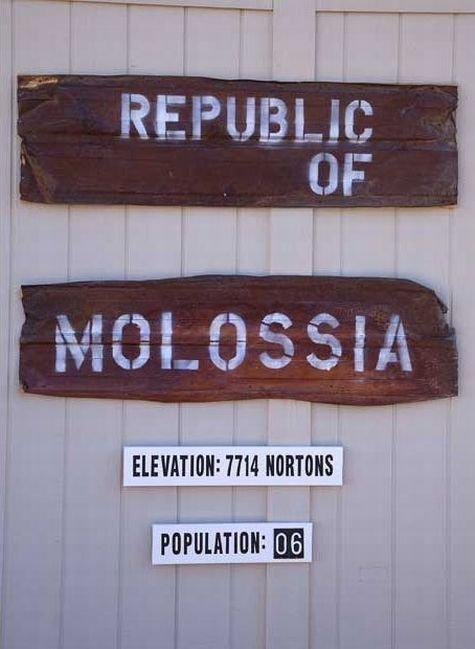 Молоссия - страна, о которой вы не слышали (15 фото + текст)