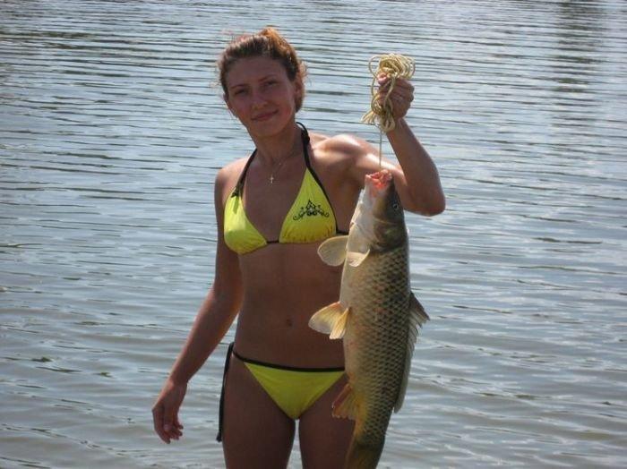 Удачная рыбалка (14 фото)