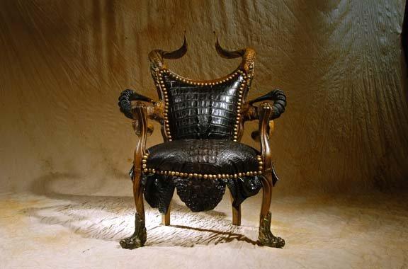 Необычная мебель (20 фото)