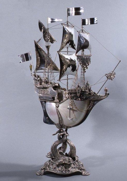 Классные корабли и кубки (20 фото)