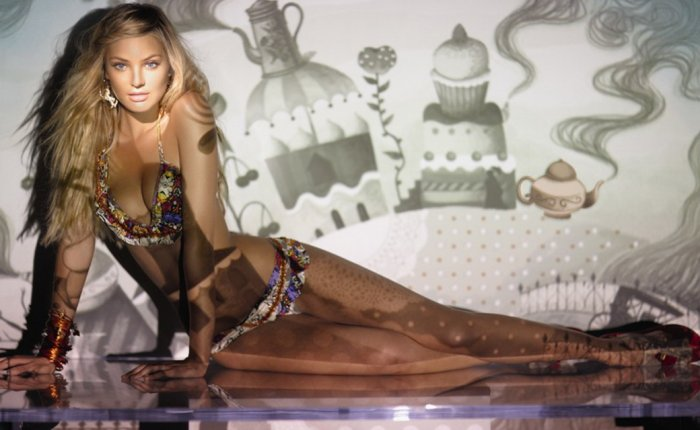 Candice Swanepoel (20 фото)